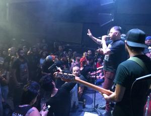 "Los Suziox Rocks Medellin Colombia's ""El Sub"" at 15th Anniversary Show"