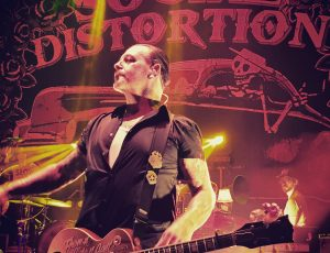 Social Distortion's Port Chester, NYC Show