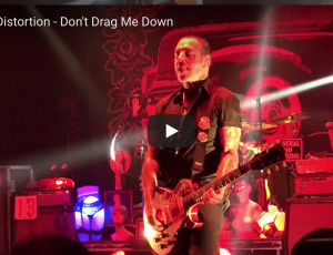 "Social Distortion – ""Don't Drag Me Down"" Live"