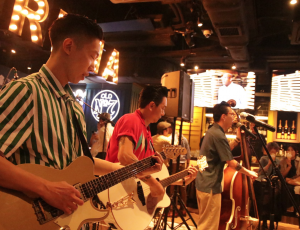 Hong Kong Rockabilly with The Boogie Playboys