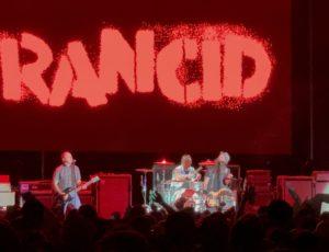 Vaxed, Relaxed, & Rocking W/ Rancid, Dropkick Murphys & The Bronx